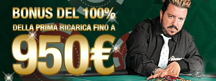 Lottomatica poker bonus