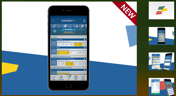 Eurobet app mobile
