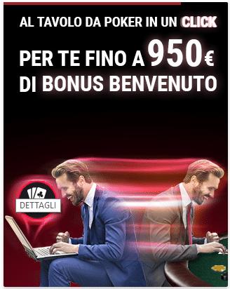 bonus poker lottomatica
